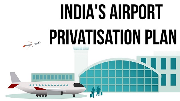 India's Airport Privatization Plan