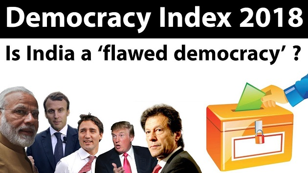 Democracy Index 2018
