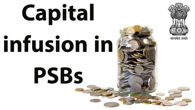 Capital infusion in PSBs