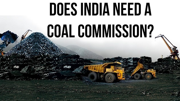 Does India need a coal commission?