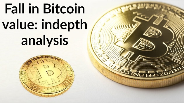 Fall In Bitcoin Value In Depth Analysis