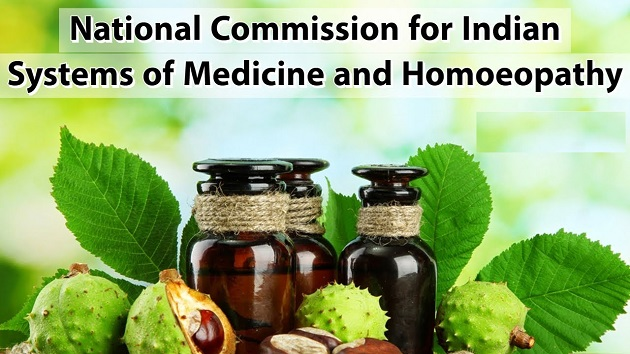 National Commission for Indian Systems of Medicine and Homoeopathy