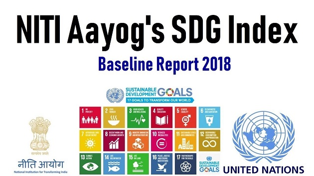 NITI Aayog's SDG Index