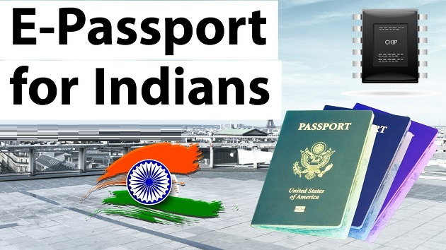 E-Passport for Indians