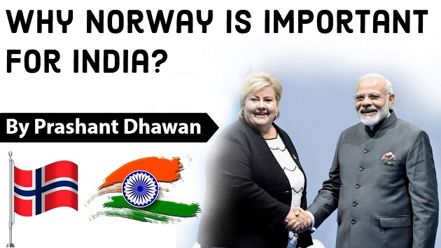 Why Norway Is Important For India