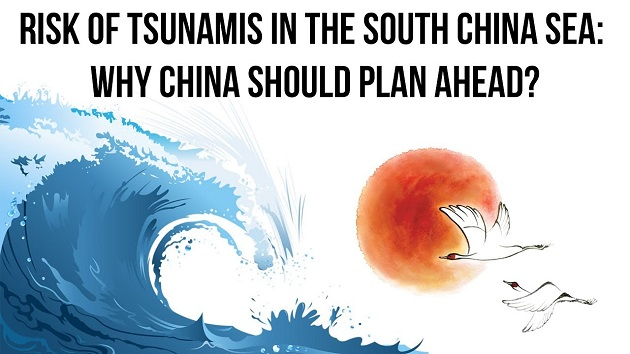 Risk of Tsunamis in South China Sea