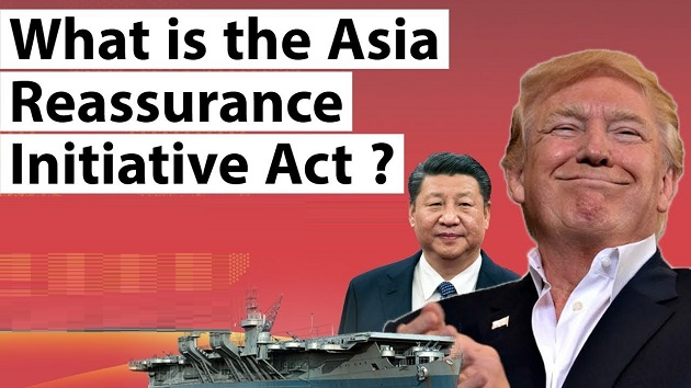 What Is The Asia Reassurance Initiative Act