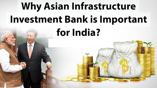 Why Asian Infrastructure Investment Bank Is Important For India