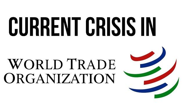 Crisis in World Trade Organisation