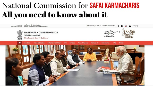 National Commission for Safai Karmacharis gets 3 year tenure extension
