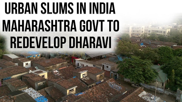 Dharavi Redevelopment Project 2018