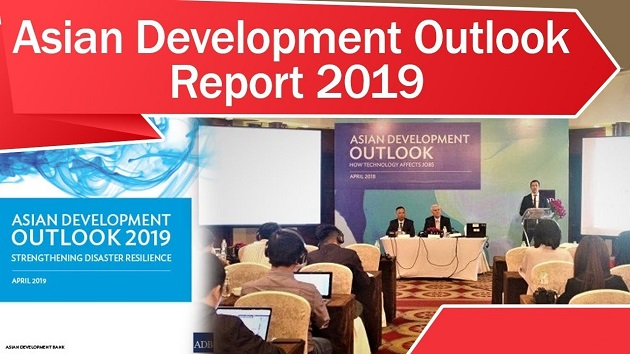 Asian Development Outlook 2019