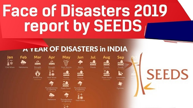 Face of Disasters 2019 report by SEEDS