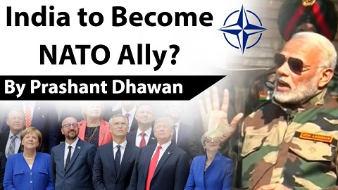 India to Become NATO Ally?