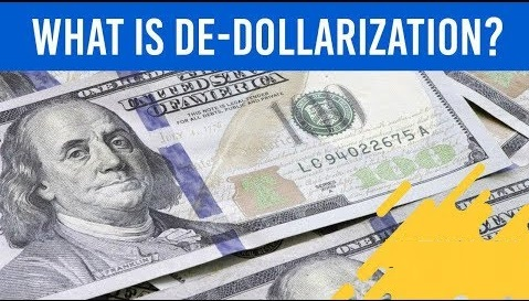 What is Dedollarisation?