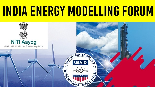 India Energy Modelling Forum by NITI Aayog & USAID