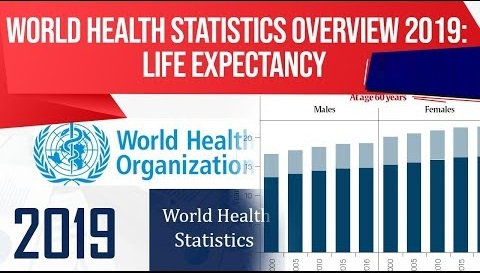 World Health Statistics Overview 2019 report on Life Expectancy