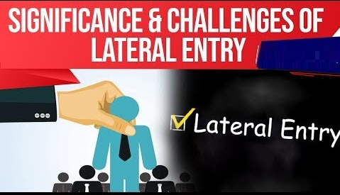 Lateral Entry in Civil Services explained