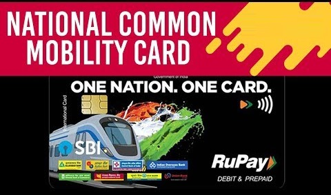 National Common Mobility Card launched