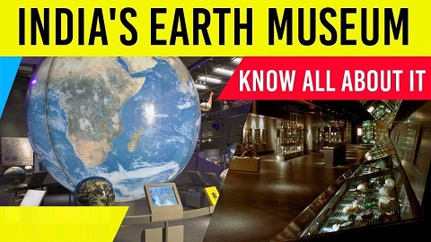 The Indian Museum of the Earth (TIME)
