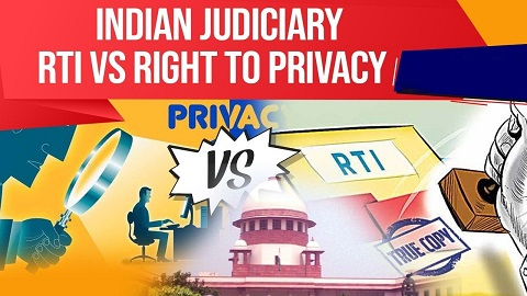 Should SC Judges be under RTI ambit?