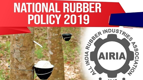 National Rubber Policy 2019