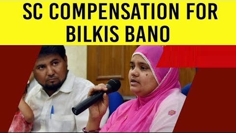 Supreme Court compensation order on Bilkis Bano case