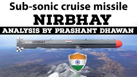 Nirbhay Missile Successfully Tested
