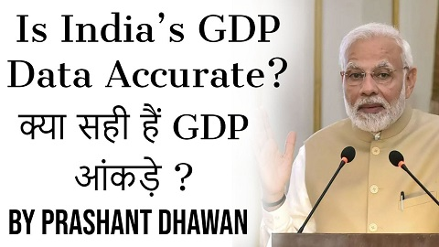 Is India's GDP data accurate?