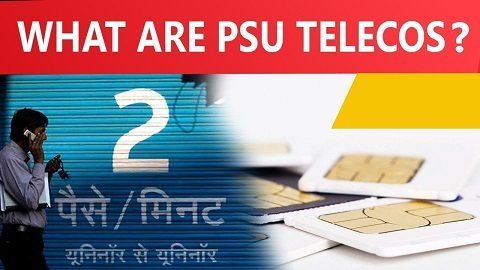 What are PSU Telecos & their issues? Should government shutdown BSNL & MTNL?