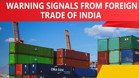 Foreign Trade of India