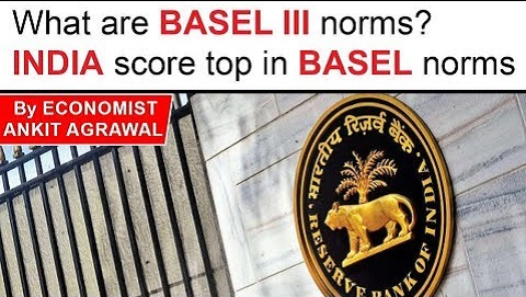 What are BASEL 3 norms ?