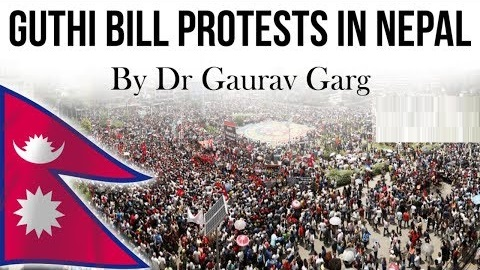 Guthi Bill protests in Nepal