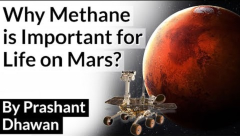 Why Methane is Important for Life on Mars?