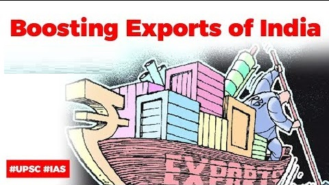 Boosting Indian Exports
