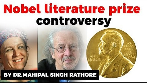 Nobel prize in Literature – Controversy