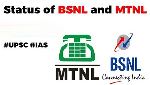 BSNL and MTNL financial issues-DoT prepares Rs 74000 crore revival plan