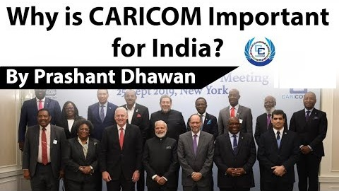 Why are CARICOM countries important for India ?