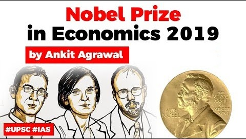 Nobel Prize in Economics 2019
