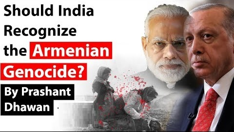 Should India recognise the armenian genocide ?
