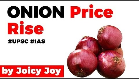 Surge in Onion Price