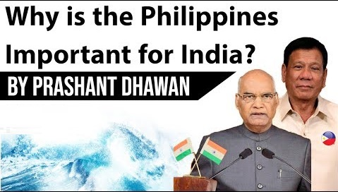 Why is the Philippines important for India