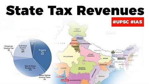 State Tax Revenues, SGST and Central Tax Devolution are likely to fall short