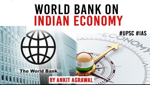 World bank on Indian economy