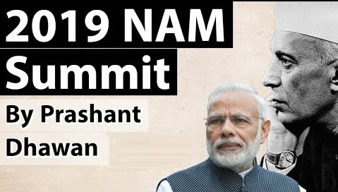 Non Aligned Movement 2019 summit