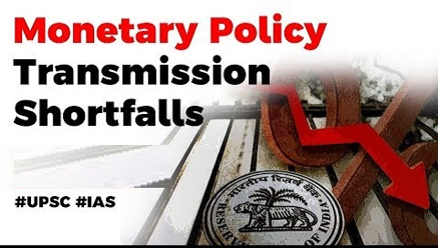 What is monetary policy Transmission? Why banks are not reducing interest