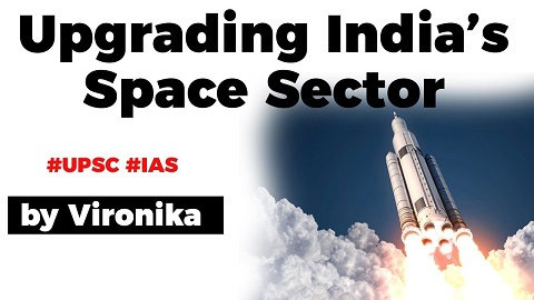 Upgrading India's Space Sector, What India can learn from UAE and Luxembourg's space activities?