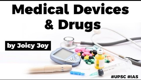Medical Device Rules in India, All medical devices will be considered as drugs from 1st