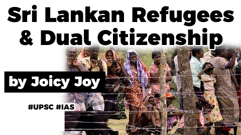 Dual citizenship for Tamil refugees from Sri Lankan, Citizenship Amendment Act 2019
