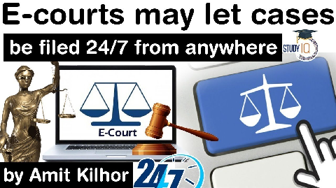 Phase 3 of eCourt project – Soon India will have 24/7 digital window to file cases from anywhere